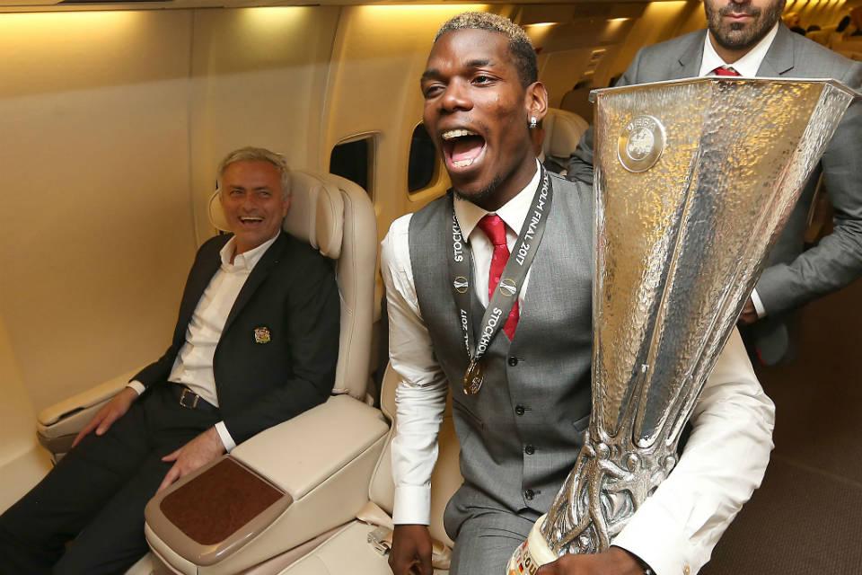 Paul Pogba ucapkan selamat lebaran kepada para fans