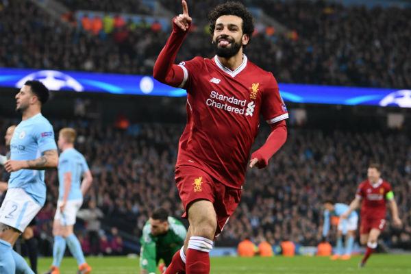 Mohamed Salah Beri Ucapan Idul Fitri